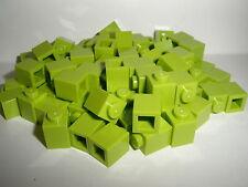 +  LEGO CITY   80  hellgrüne  Bausteine  1 x 1  Noppen   NEU  +