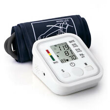 Digital Automatic Upper Arm Blood Pressure Monitor Cuff Intellisense 99 Memory