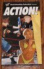 WWF Action VHS, 2001 Wrestling VHS Tape BRAND NEW