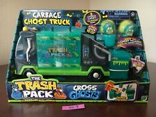 NEW!!! GARBAGE GHOST TRUCK The Trash Pack GROSS GHOSTS 2 Exclusive Trashies 809