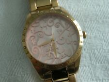 Clogau Pink Enamel Faced Tree of Life Ladies Wrist Watch RRP £390.00