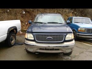 Hood Heritage Header Mounted Grille Fits 99-04 FORD F150 PICKUP 724882