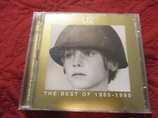"COFFRET 2 CD ""U2 : THE BEST OF 1980 - 1990"""