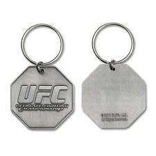 UFC Officially Licensed Pewter Keychain - Brand New/Sealed in Clamshell