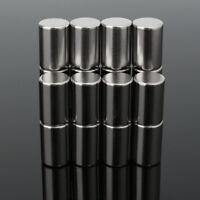 20Pcs N50 10mm x 15mm Magnets Super Strong Round Fridge Rare Earth Neodymium
