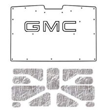 1981 1987 GMC Truck Under Hood Cover with G-001 GMC