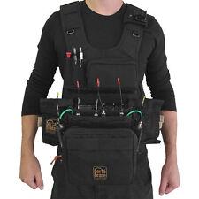 Porta Brace ATV-633 Audio Tactical Vest for Sound Devices 633 (Black) Mixer Bag