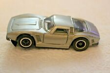 TycoPro HO Slot Car Early 1970s Iso Grifo #8813 in silver