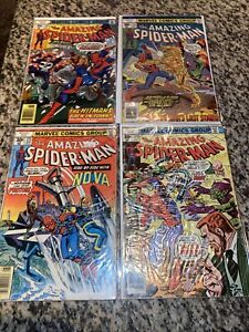 🔥Hot Amazing Spider-Man Bronze Age Lot🔥