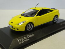 Minichamps : Toyota Celica 2000 Yellow 1:43 Item: 430168924
