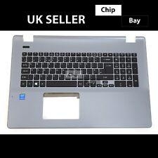 Genuine Acer E5-771 Palmrest Keyboard Plastic Silver EAZYW001020