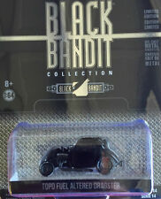 2016 Greenlight Black Bandit * Topo Fuel Altered Dragster * Series 14 *  Y29