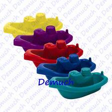 Nuevo paquete de 5 barcos Baño del bebé juguete divertido flotante Agua Tina tiempo del Niño Niños Uk ✔