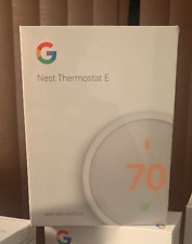 Google Nest Thermostat E New & Sealed