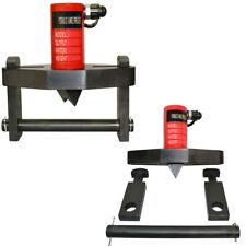 "New listing Hydraulic Flange Spreader Pipe Tool 5 Ton Maximum Capacity 1 3/8"" Max spread"