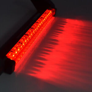 24 LED 12V Red Car High Mount Third 3RD Brake Stop Tail Light Lamp Accessories