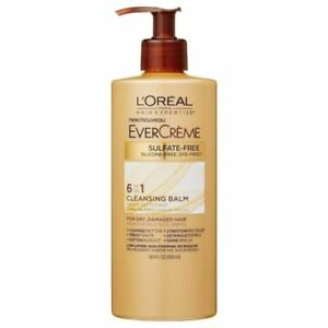 Loreal Ever Creme EverCreme 6 in 1 Cleansing Balm, 16.9 Fluid