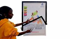 EasyFrame Sticky Back Window Display Frames! - Reusable & Magnetic Lined 24 x 36