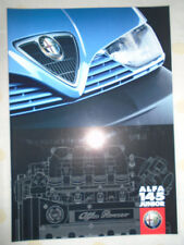 Alfa Romeo 145 Junior brochure Jun 1998 German text
