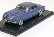 CHRYSLER SS 1952 BLUE METAL BOS 43305 1/43 BLAU BLEU RESIN MODEL RESINE