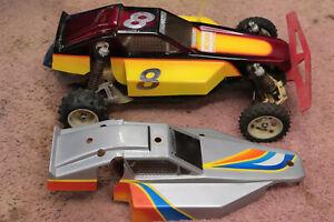 vintage team associated rc10 gold pan rc car mip hot trick novak bodies
