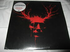 Hannibal SEALED Record Television Soundtrack Brian Reitzell Vinyl 2 LP 180 gram