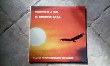 2 LP GATEFOLD GUILLERMO DE LA ROCA - EL CONDOR PASA / excellent état