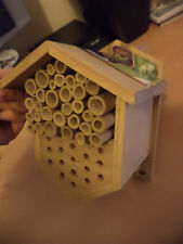 NEW BEE LADYBIRD INSECT BOX WOODEN GARDEN NATURE HOME HOUSE CHAPELWOOD ORNAMENT