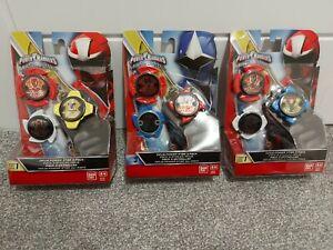 Power Rangers Ninja Steel Ninja Power Star 3 Pack X3