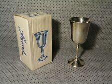 Leonard silver water goblet 816 from Spain