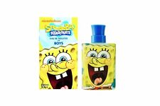 Spongebob Squarepants Boys 3.4 Oz Eau De Toilette Nickelodeon New Box Children