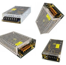 Alimentatore switching stabilizzato 24V 80W 3,33A PROFESSIONALE con TRIMMER