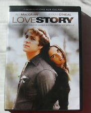 DVD LOVE STORY - Ali MacGRAW / Ryan O'NEAL