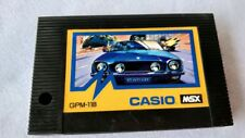 Car Fighter MSX MSX2 Game cartridge tested -a628-