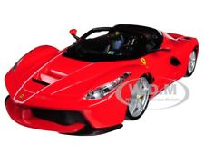 FERRARI LAFERRARI F70 APERTA RED 1/24 DIECAST MODEL CAR BY BBURAGO 26022