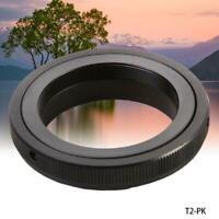 T2 T Mount to Pentax SLR /DSLR K Mount cameras Mount Lens T2- Z2Q7 Mount Ad F5X3