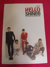 SHINee - Hello [OFFICIAL] POSTER *NEW* K-POP