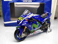 Maisto 1:18 Vr46 Rossi Yamaha Yzr-M1 2016 Motogp