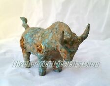 Ancient Chinese Bronze Antique Dynasty patina horse statue