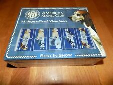 AMERICAN KENNEL CLUB DOMINOES AKC Dogs Best In Show Dog Domino Game SEALED NEW