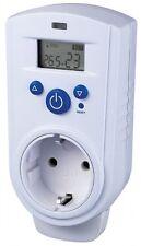 "Steckdosen-Thermostat ""ST-35"" max. 3500W 5-30°C EIN/AUS/AUTO 230V Heizgeräte"