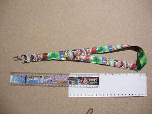 Lanyard Toy Story 3 neck strap for ID security card USB stick keys keyring etc