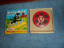 Terrytoons DINKY DUCK Foolish Duckling #520 SUPER 8 8mm Cartoon Movie KEN FILMS
