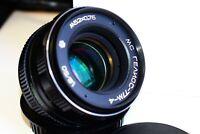RARE MC HELIOS-77M-4 50mm f/1.8 Russian SLR lens (Praktica, Zenit) M42 SUPER