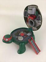Teenage Mutant Ninja Turtles Micro Mutants Raphael's Rooftop 2016 Viacom Shell