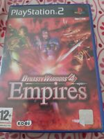 Dynasty Warriors 4: Empires (Sony PlayStation 2)