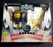 1995 Bandai Mighty Morphin Power Rangers Movie Ninja Megafalconzord No Sword