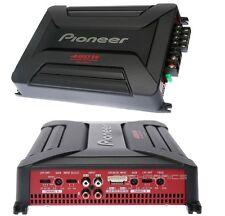 PIONEER GM-A4604 +2YR WARNT 240W 4 CHANNEL AMP BRIDGEABLE CLASS AB CAR AMPLIFIER