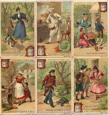 Chromo Liebig Sang. 560 ITA Indovinelli XXII ANNO 1898