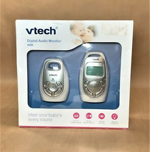 Vtech Digital Audio Monitor DM223 New and Sealed 2 Way Talk 1,000 Feet Range